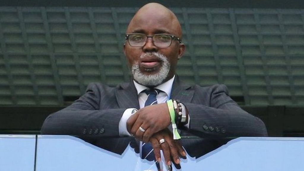 Amaju Pinnick Speaks After He Is Removed As CAF Vice-President