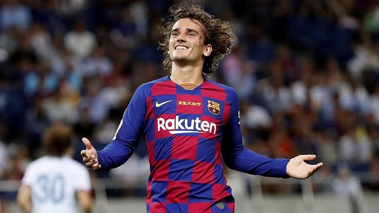 2. Antoine Griezmann (28 years, Forward, Atletico to Barcelona, €120m)