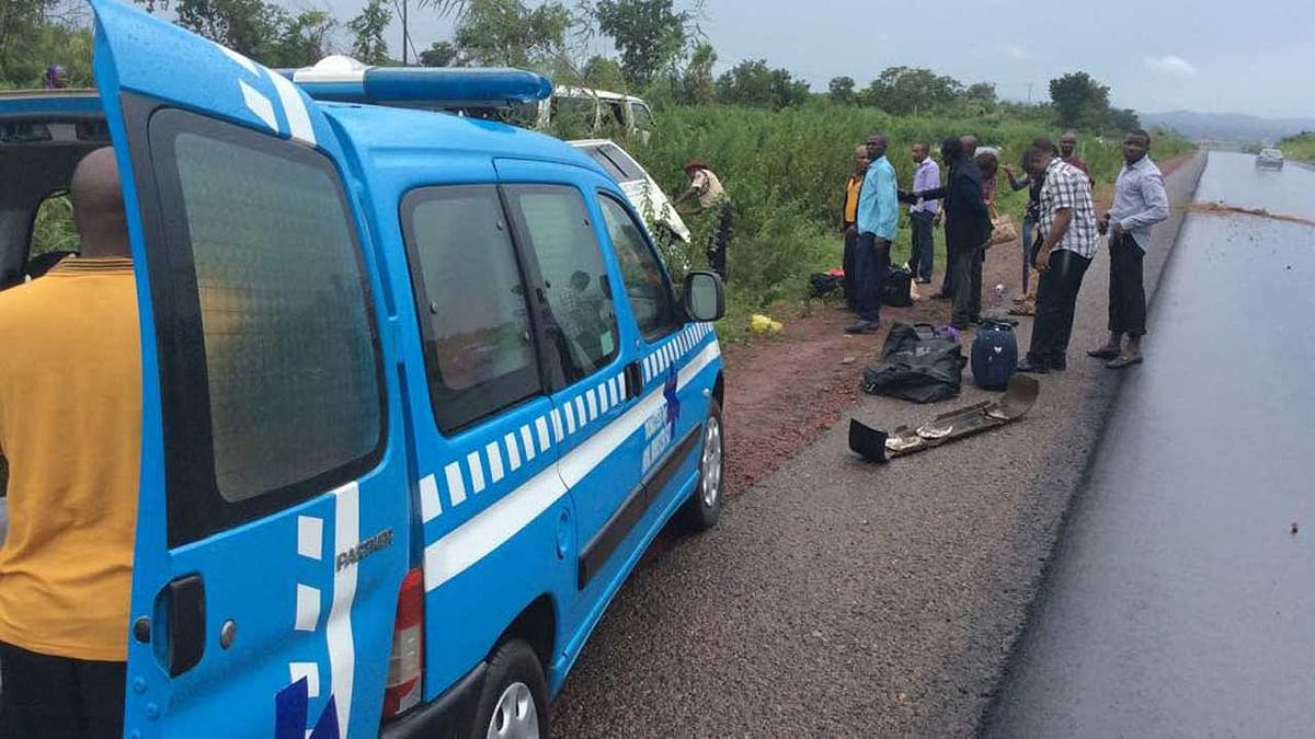 Pregnant Woman Burnt To Death In Fatal Accident