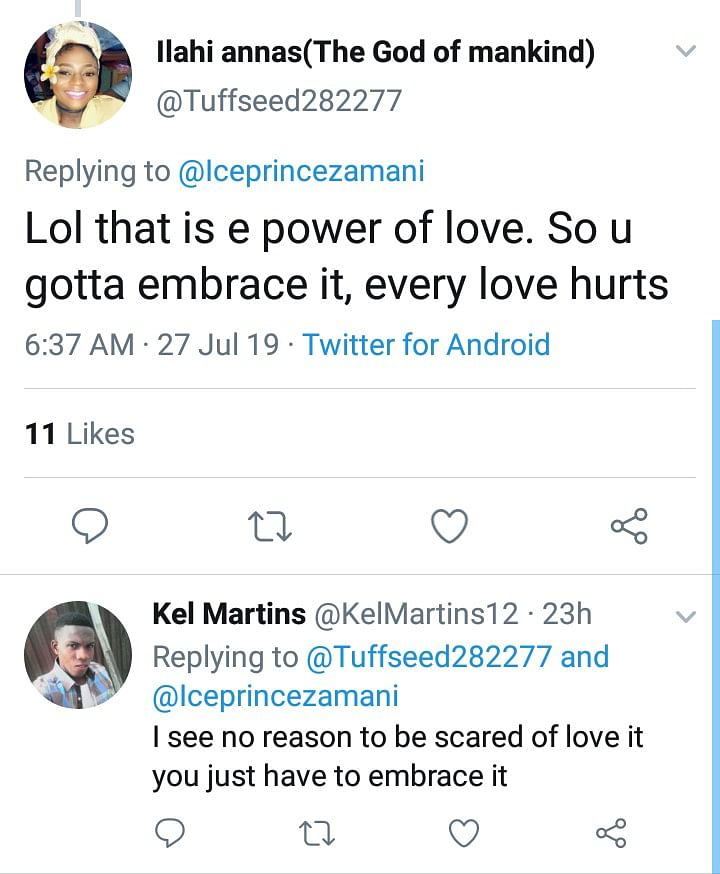 Ice Prince Explains Why He Is Scared Of Love