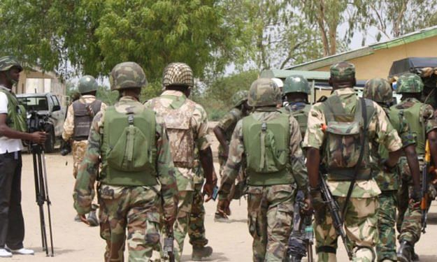 Five Bandits Killed By Nigerian Soldiers, Four Arrested In Kaduna