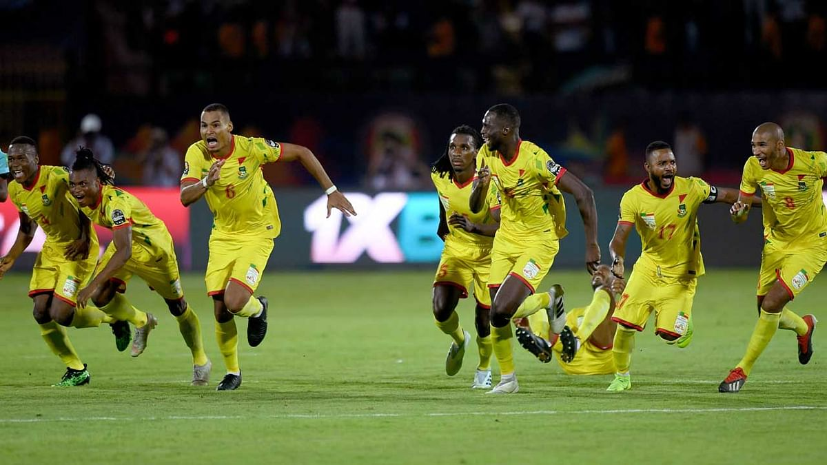 Benin Republic Sends Morocco Out Of AFCON On Penalties