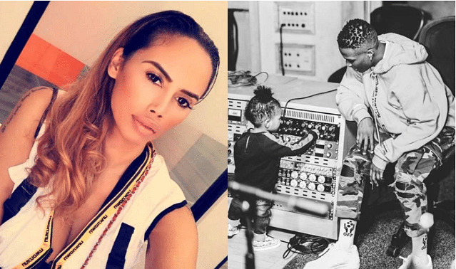 Wizkid's Third Baby Mama, Pollock, Accuses Him Of Physical Abuse