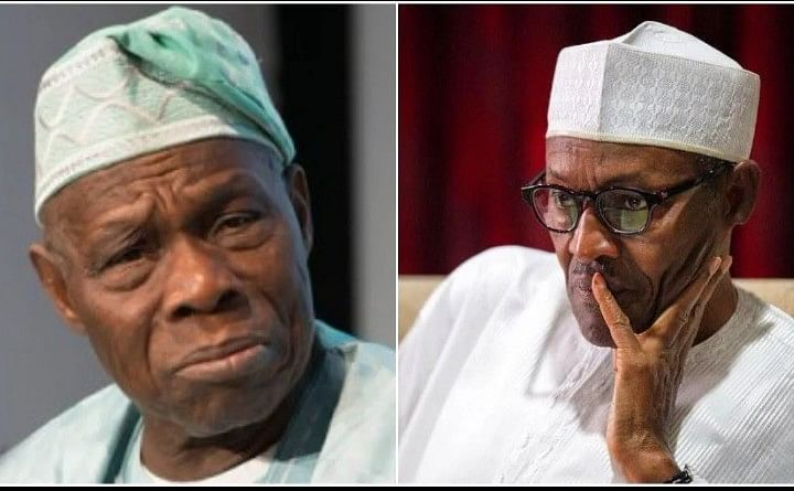 Obasanjo Laments The State Of The Nation In A Letter To Buhari