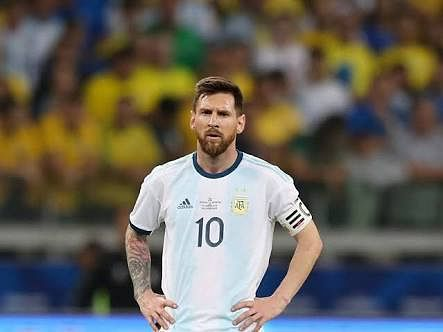 Messi Fined $1500 And Given One-game Ban By CONMEBOL