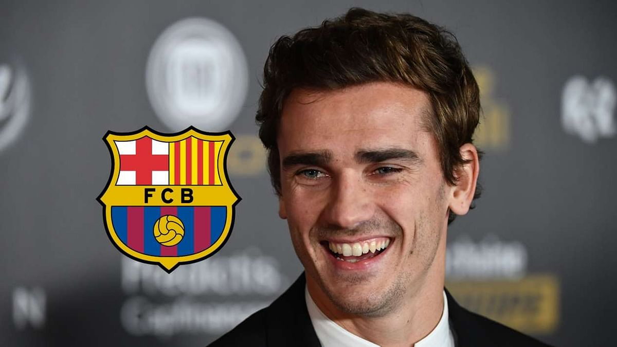 'Trains Don't Come Around Just Once' - Griezmann On Why He Joined Barcelona A Year After Snubbing Them