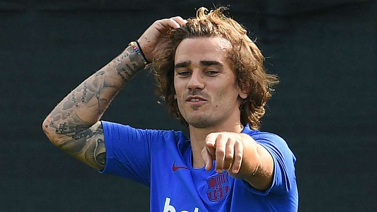 Griezmann Left Atletico At The Right Time - Diego Simeone Says