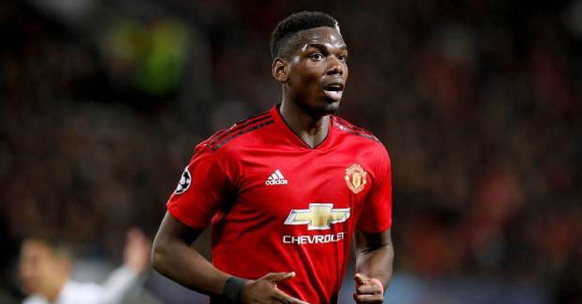 Man United Legend, Ryan Giggs, Wants Pogba Kicked In Training