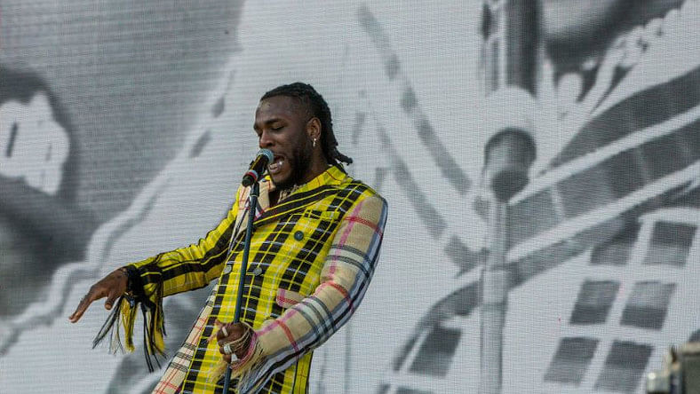 Burna Boy Is Trending Again, Performs On The Daily Show