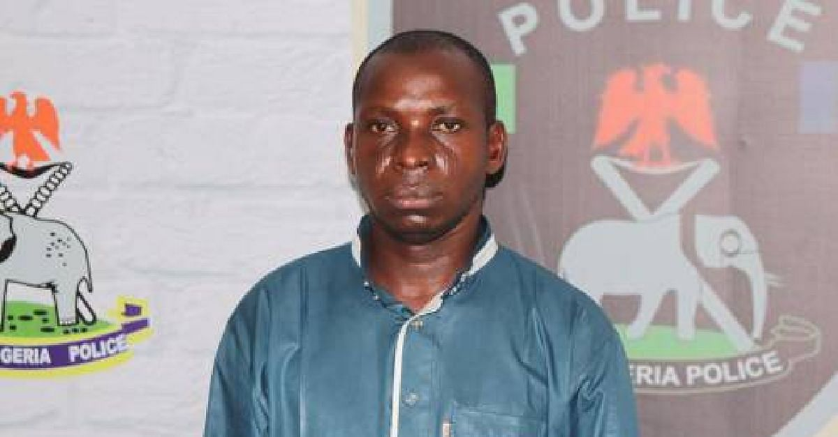 Police Rearrest Notorious Kidnap Kingpin In Kano State