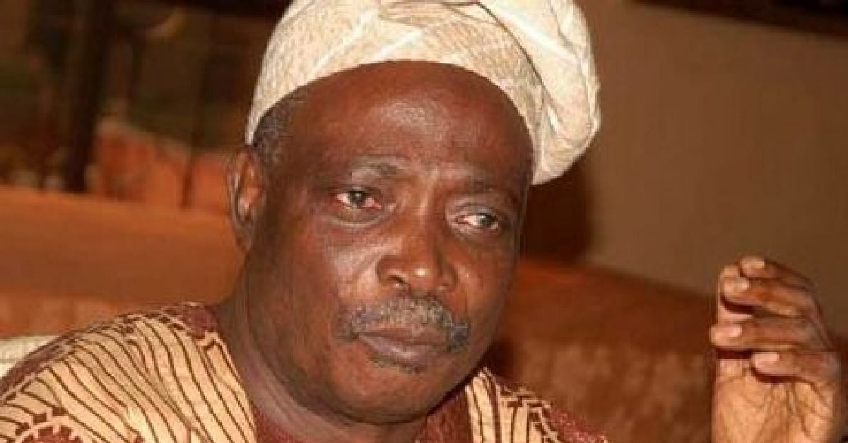 Ladoja: I Have No Plans To Retire From Politics