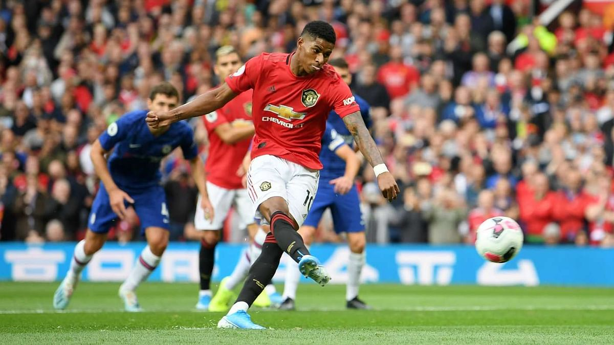 Man United Put Four Past Chelsea At Old Trafford In Season Opener