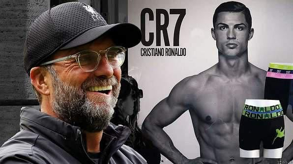 Klopp Gave UCL Team Talk In CR7 Boxers - Wijnaldum