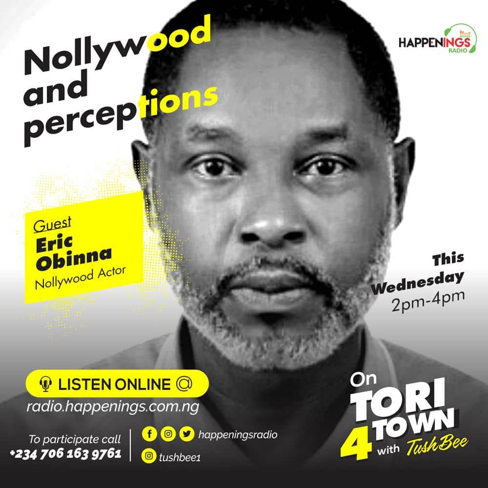 Tori4Town With Tushbee: What Is Your Perception About Nollywood?