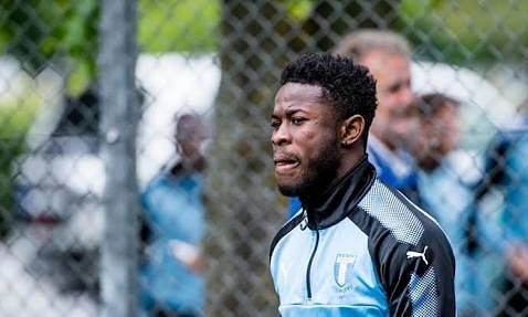 Ghanaian Footballer, Kingsley Sarfo, Released From Prison And Deported After Serving Prison Sentence