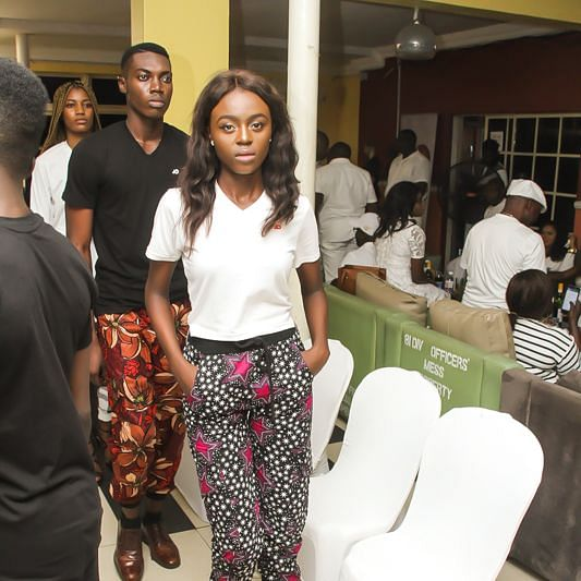 "Lagos Socialite, Agboola Odunfa Hosts Friends To All White Party Tagged ""Groove Meets Fashion """