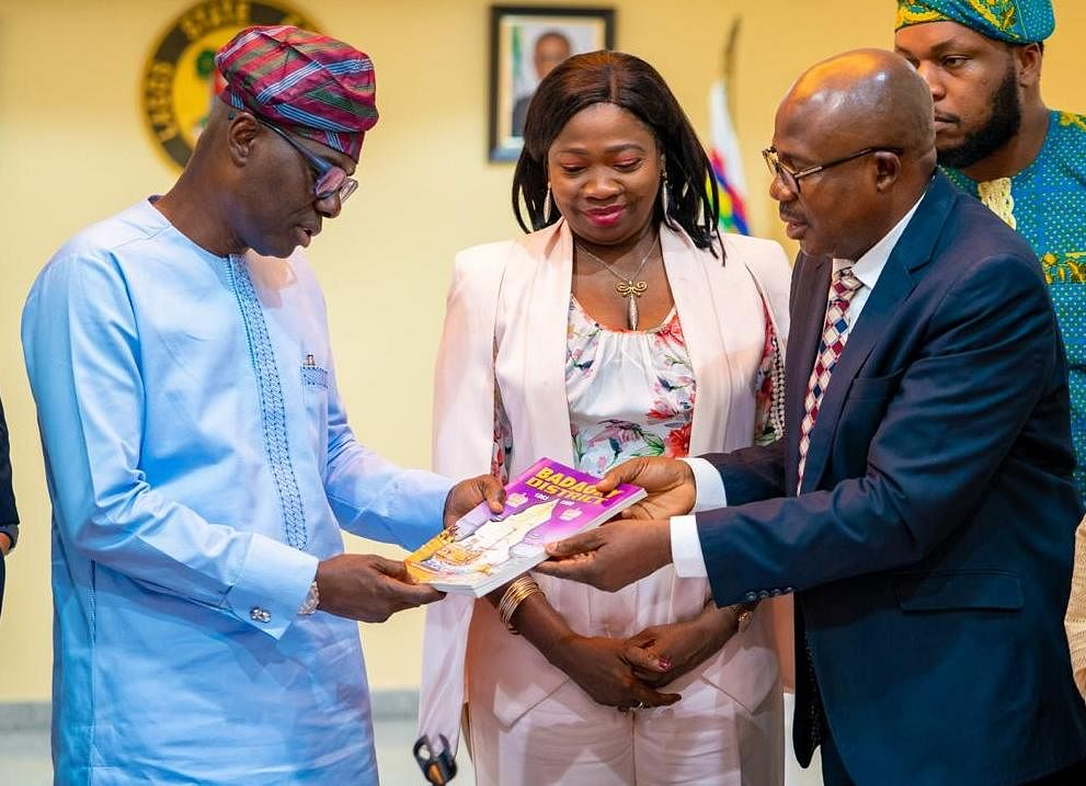 Governor Sanwo-Olu, Dabiri Meet Over Badagry Festival