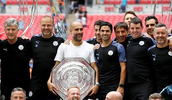2019 community shield champions