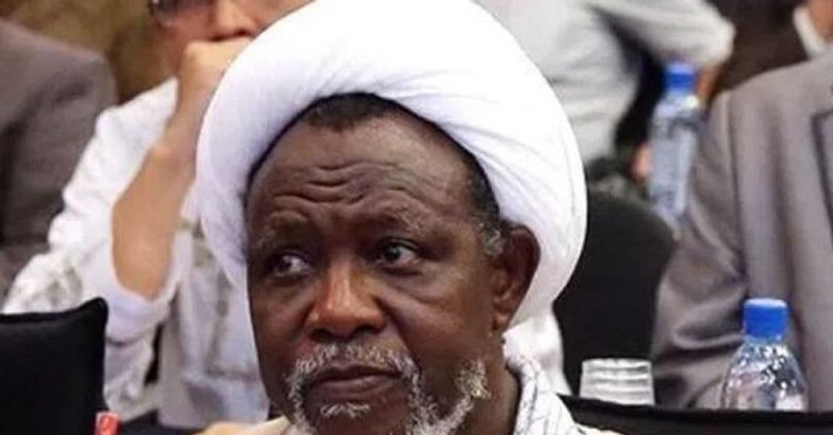 IMN Leader, El-Zakzaky, And Wife Arrive Nigeria