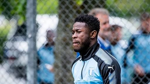 Ghanaian Footballer, Kingsley Sarfo, Released From Swedish Prison