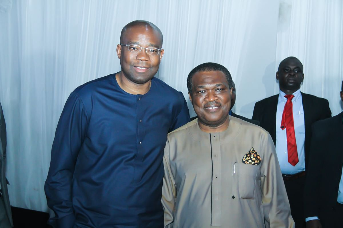 Former Acess Bank MD, Wigwe, and Bimbo Ashiru