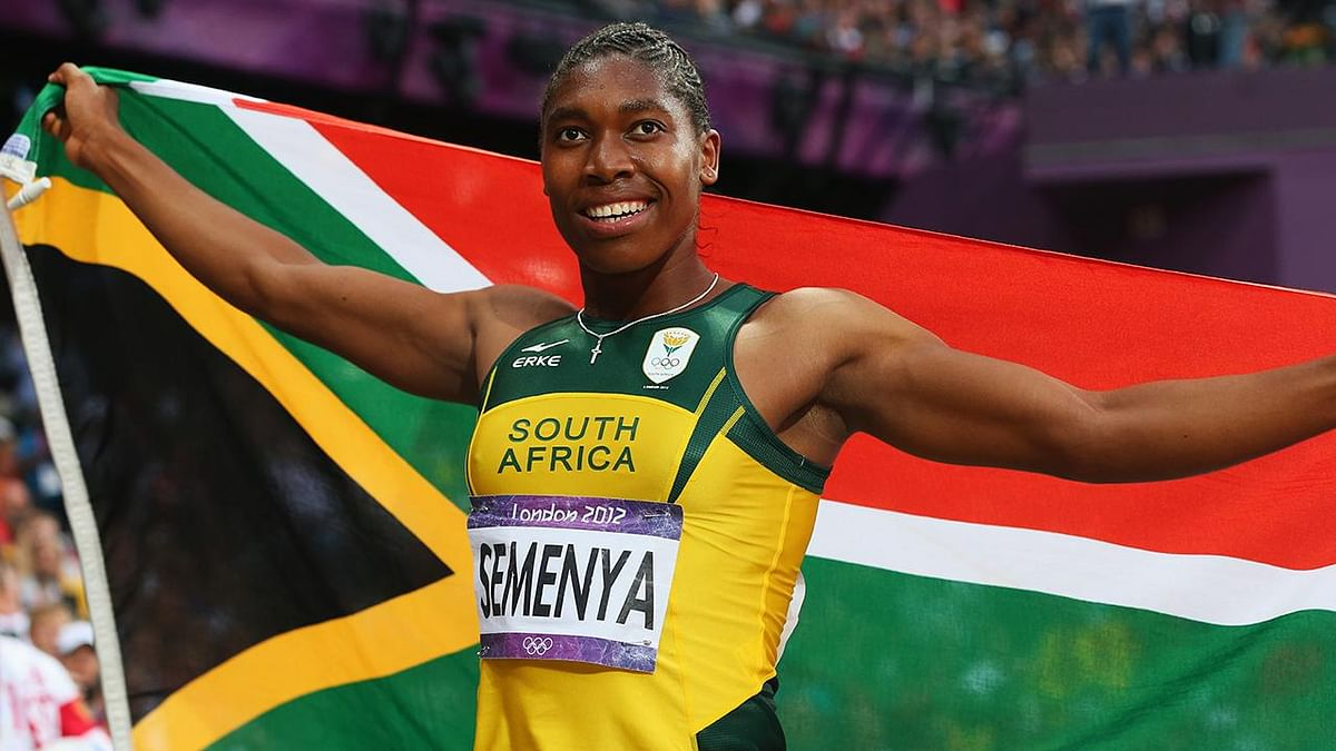Caster Semenya: I Had To Walk Naked To Prove I Was A Girl