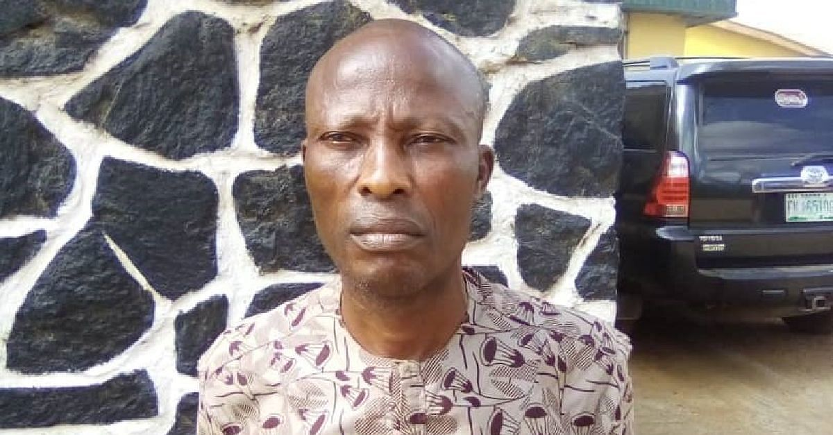 Police Arrest 52-Year-Old Man In Ogun State For Raping Daughter