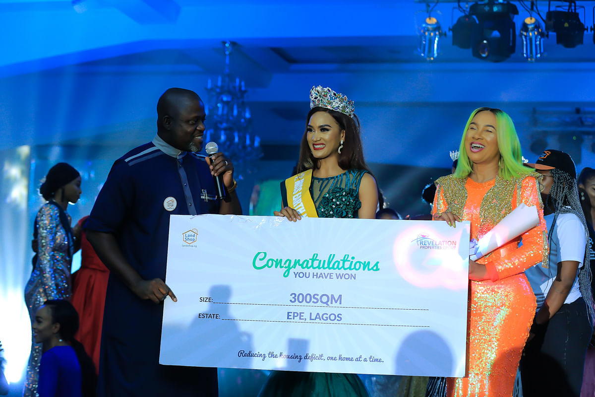 Modupe Garland  Emerges Winner Of Miss Earth  Nigeria 2019