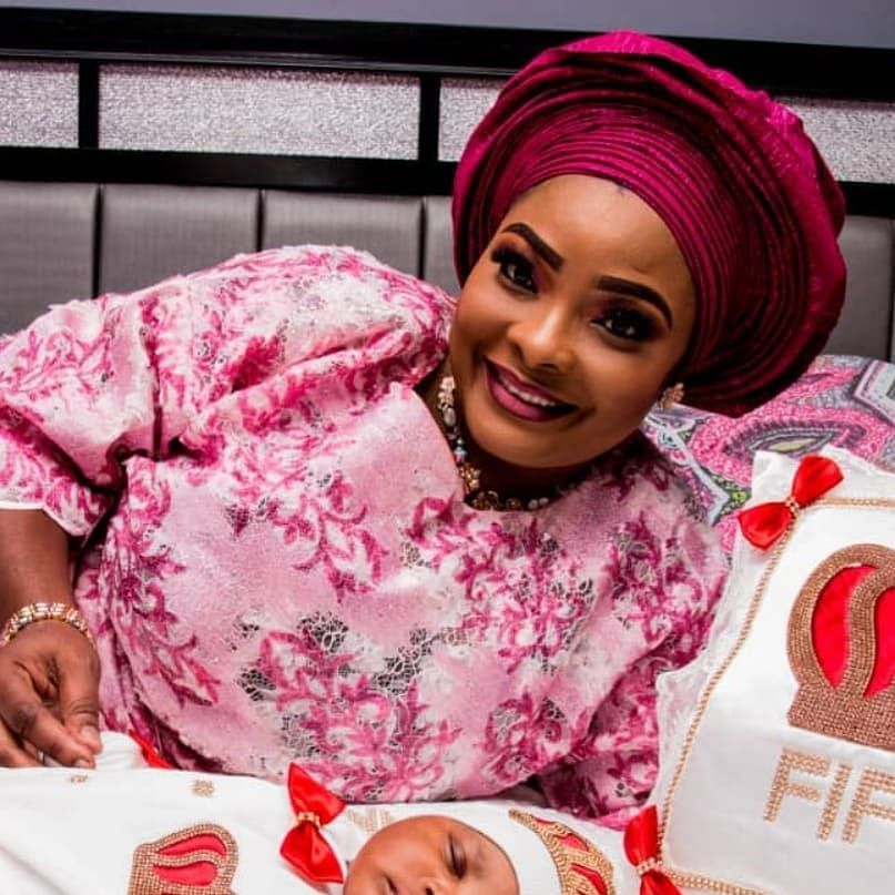 Actress Ronke Odusanya Set To Wed Her Baby Daddy