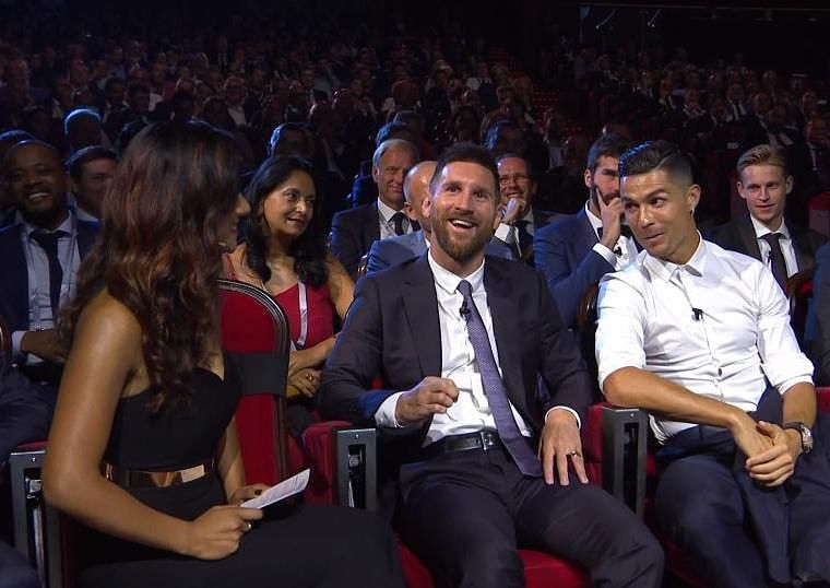Ronaldo Hopes To Have Dinner With Messi Someday In The Future