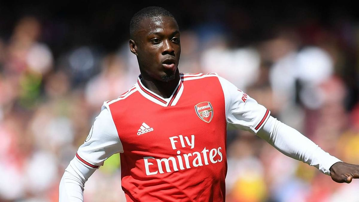 Nicolas Pepe Talks On Why He Joined Ambitious Arsenal