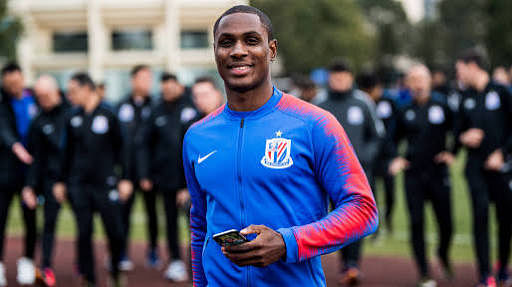 Odion Ighalo Lands In Trouble With His Club For Social Media Posts