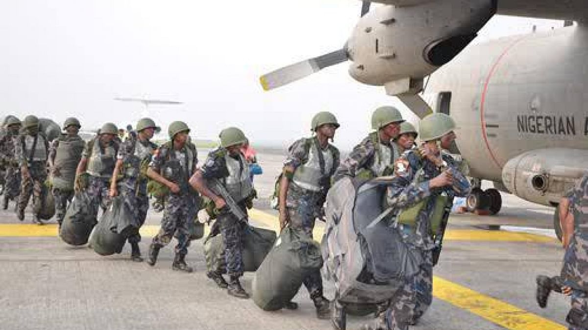 NAF Neutralizes Boko Haram Insurgents In Borno State