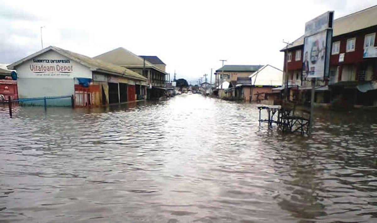 150 Families Rendered Homeless By Flood In Bauchi