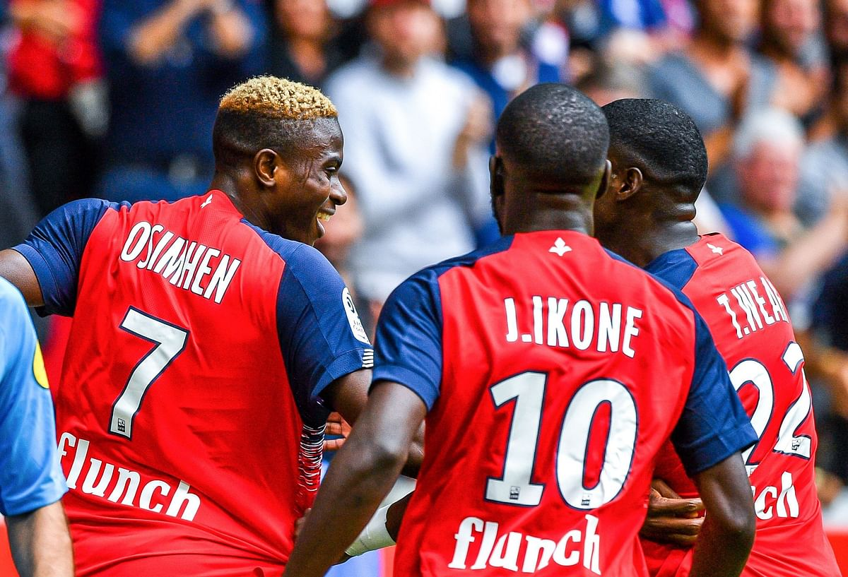 No Nicolas Pepe, No Problem: Victor Osimhen Shines On Lille Debut