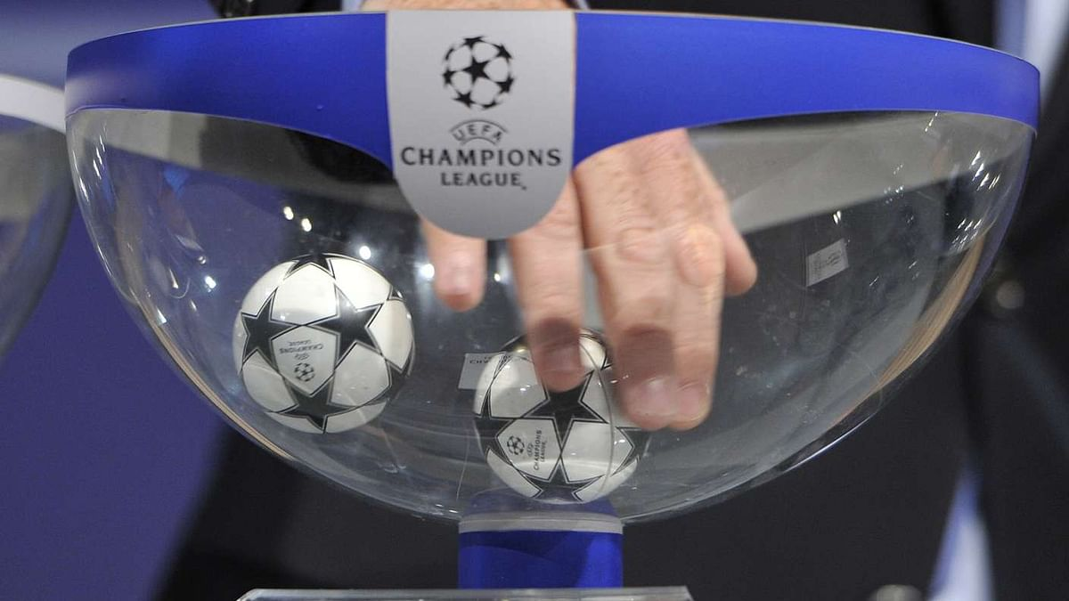 UEFA Champions League Draw: Group Stage Pairings