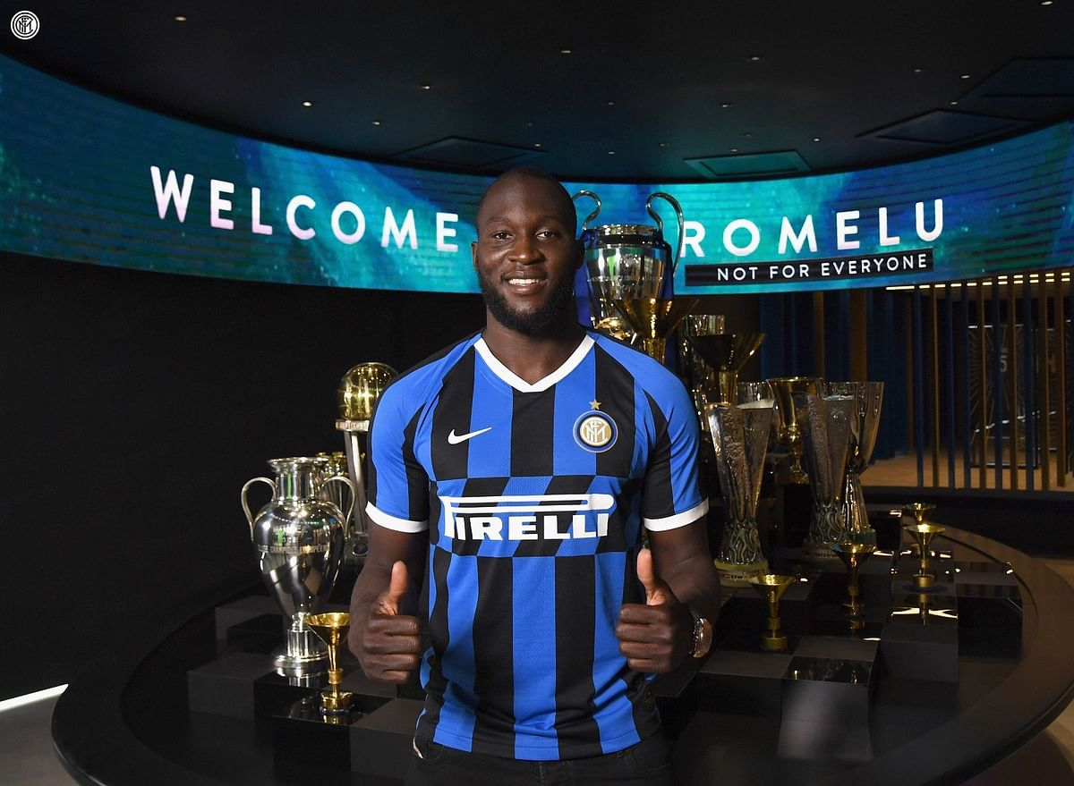 Romelu Lukaku Completes €80m Inter Milan Switch From Man United