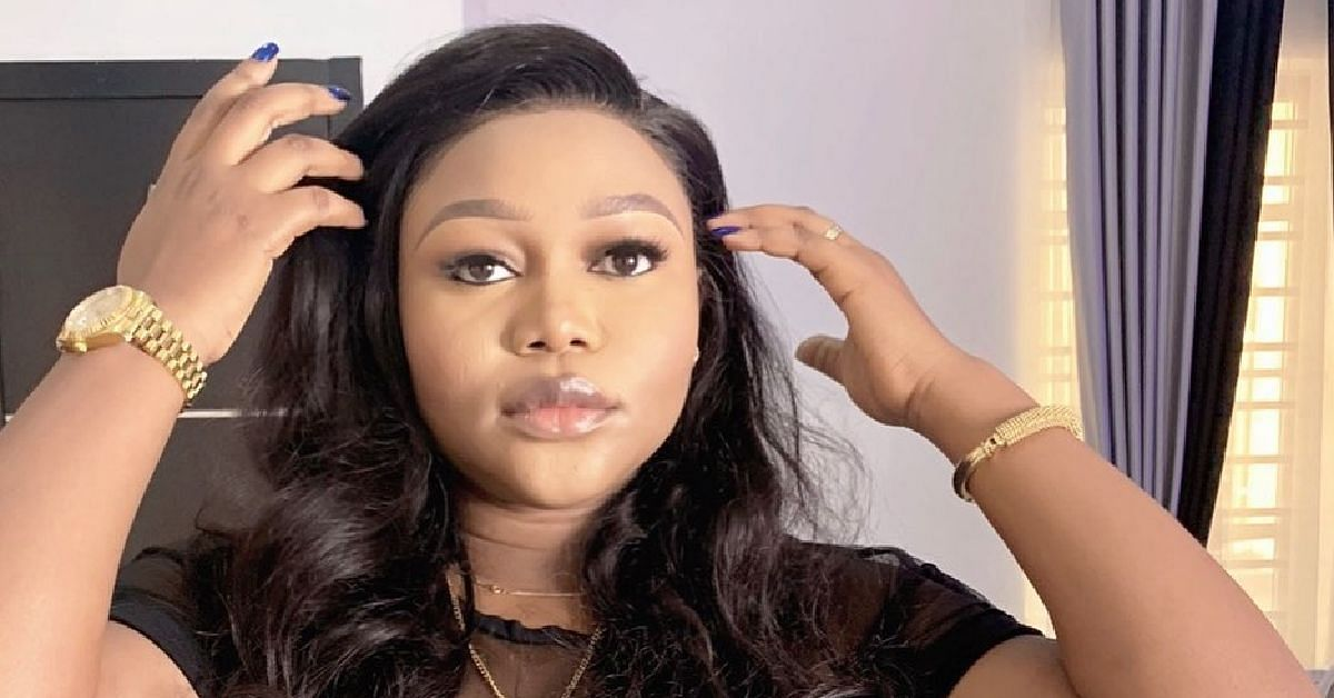 Actress Ruth Kadiri Gives Birth To A Baby Girl