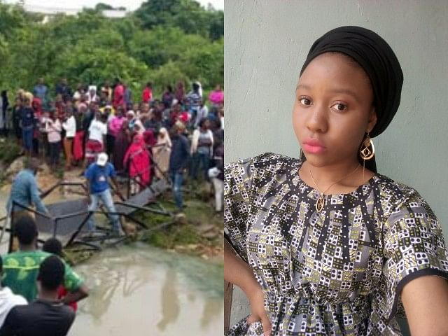 Lady Reveals Her Sister Was One Of The Four Casualties Of The ABTU Bridge Collapse
