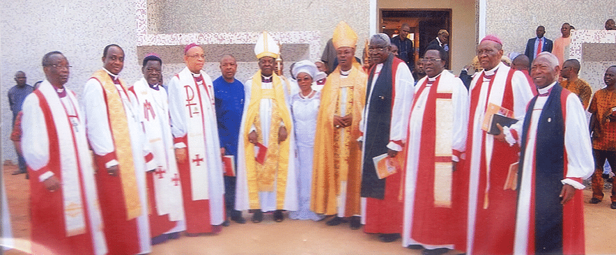 Kidnapped Bishop's Wife Regains Freedom In Imo State