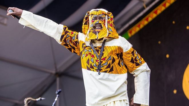 Lagbaja Returns To Stage, Set To Perform At Johnnie & Whisky Jazz