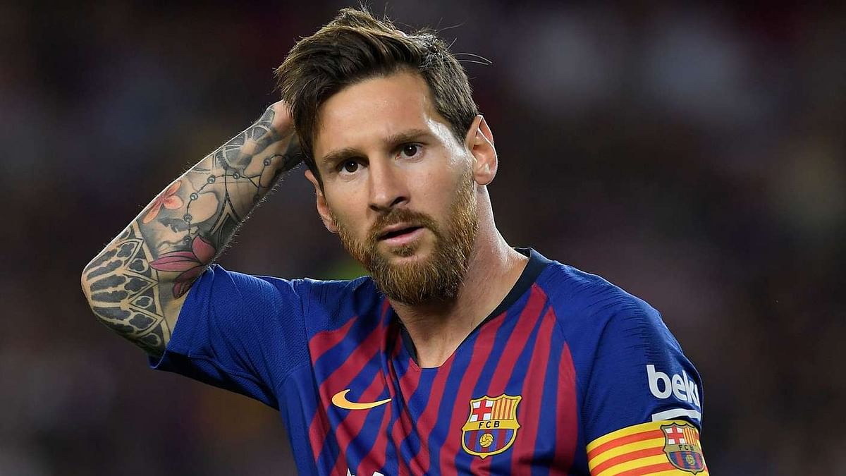Lionel Messi Voted Champions League Forward Of The Season