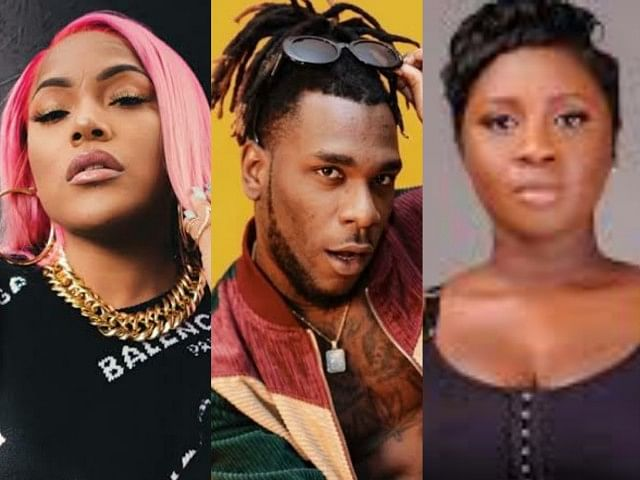 Burna Boy Dumps Stefflondon, Returns To Actress, Princess Shyngle