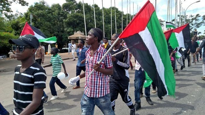 The Islamic Movement In Nigeria Suspends Street Protest In Abuja
