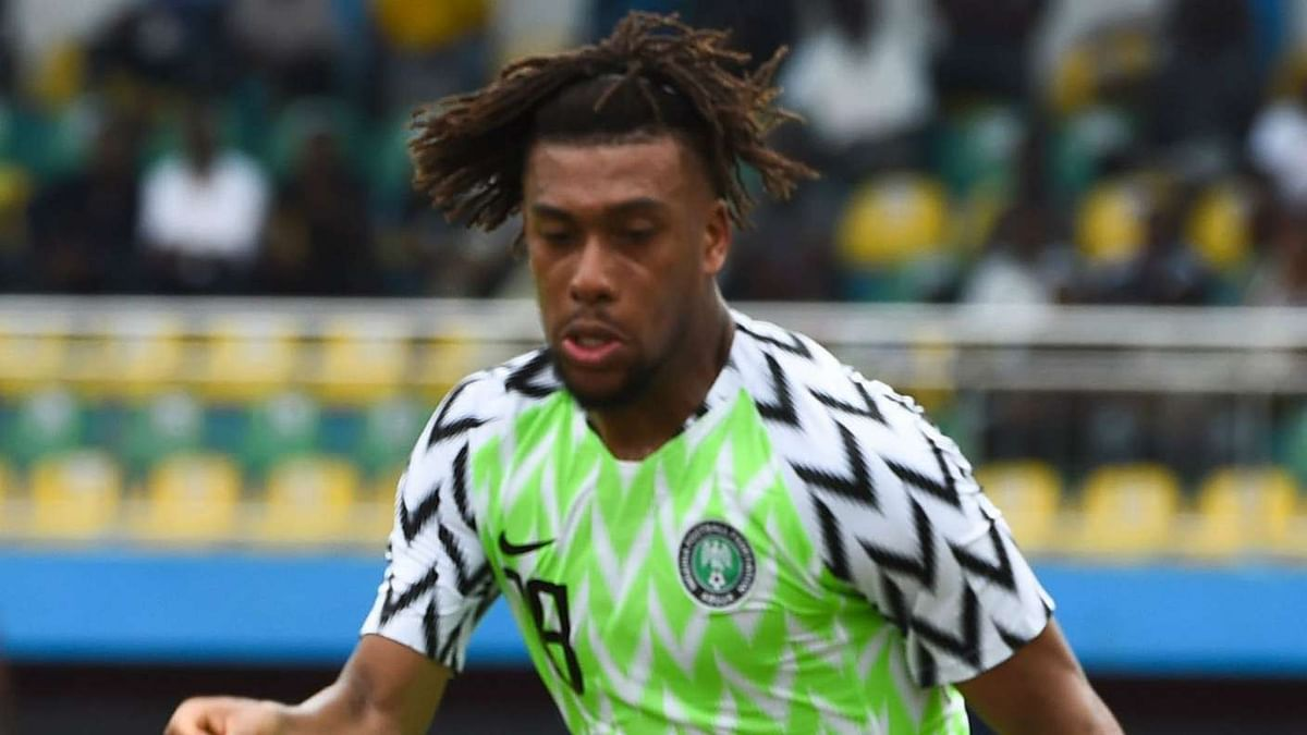 Everton Snap Up Alex Iwobi From Arsenal In £40m Deadline Day Deal