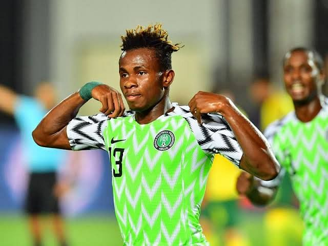 Eagles Star, Chukwueze, Arrives Villarreal After Vacation With Mum