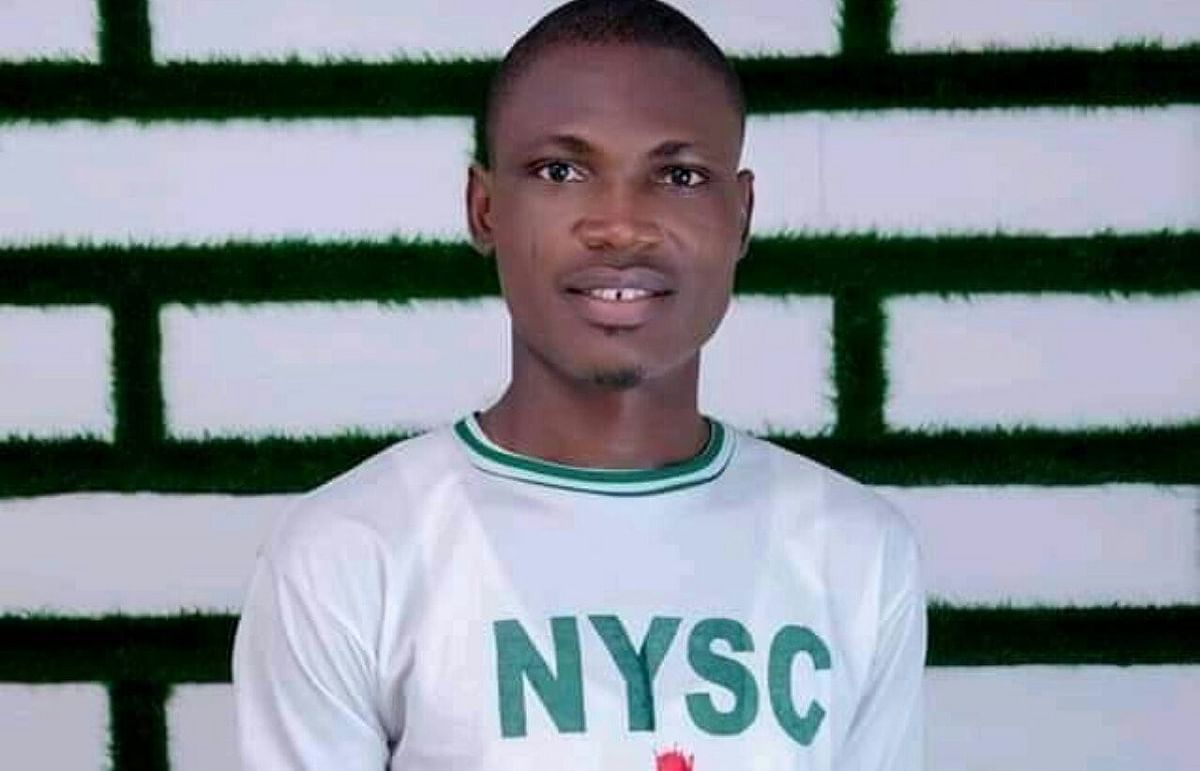 First Class Graduate Dies Few Days After Completing His NYSC
