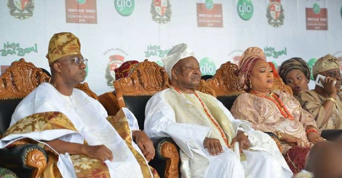 Ojude Oba 2019: Governor Dapo Abiodun, Others Attend (Photos)