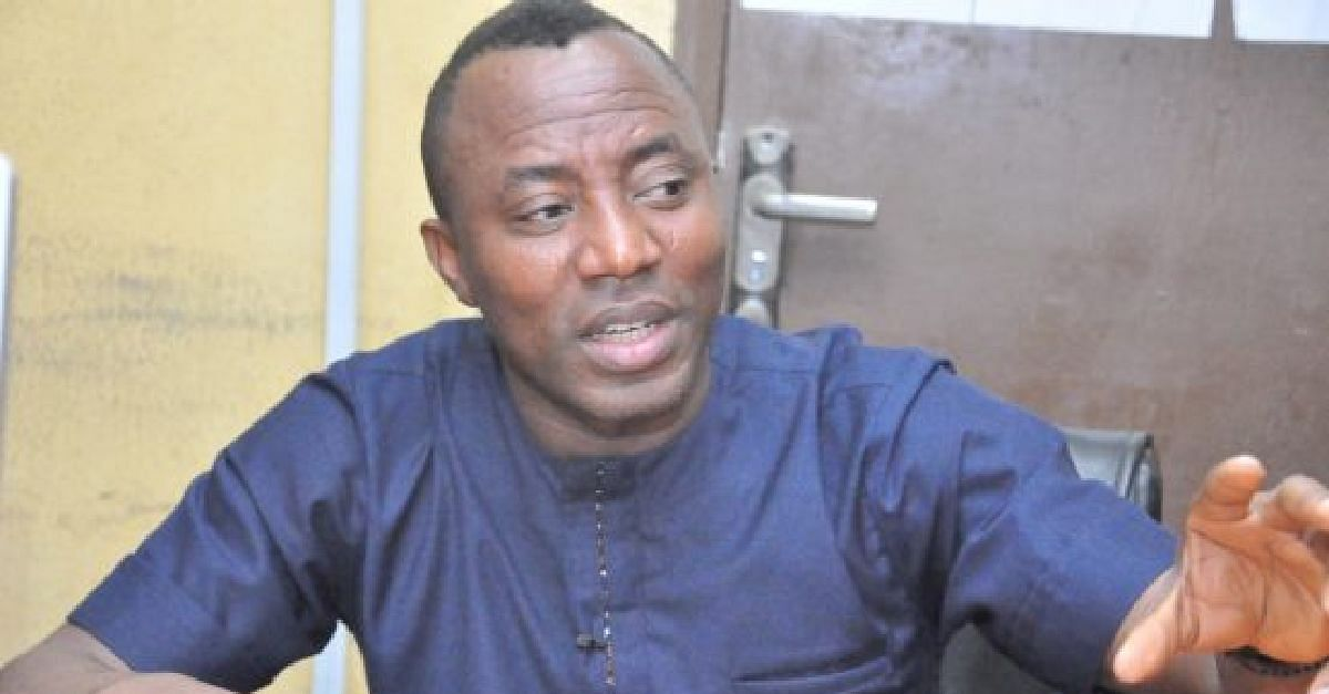 Rights Group Slams FG For Arrest Of Sahara Reporters' Publisher