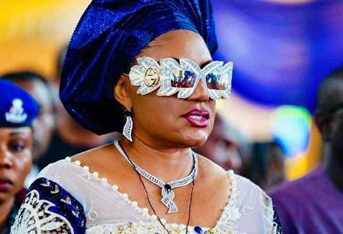 Tongues Wag Over Anambra First Lady's Extravagant Gucci Glasses